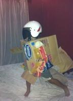 robot kardus