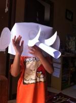 topeng gajah